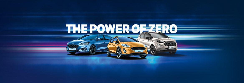 The Power of Zero!