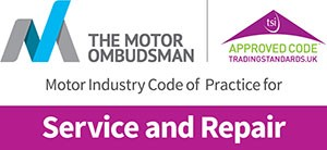 The Motor Ombudsman service and repair