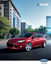 Ford Focus Brochure