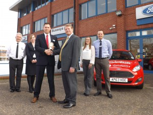 Double Motability success for Busseys