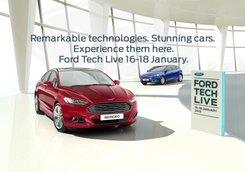 Ford Tech Live