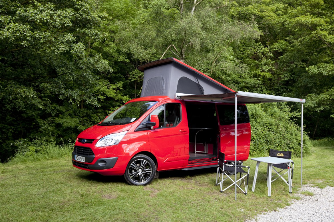 ford terrier camper now at busseys busseys ford and. Black Bedroom Furniture Sets. Home Design Ideas