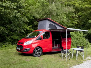 Ford Terrier Camper now at Busseys!