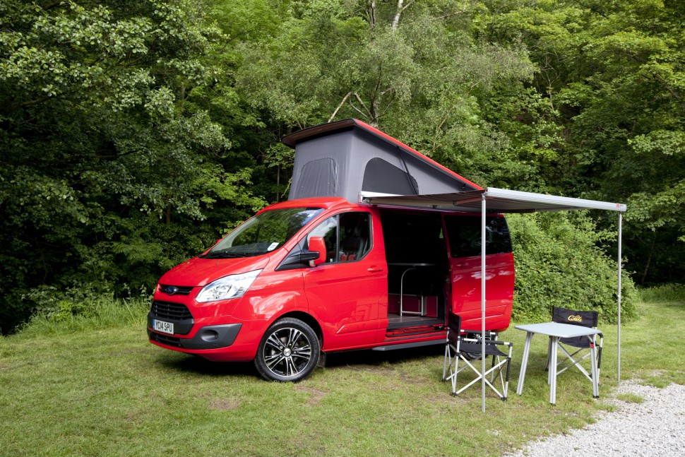 Ford Terrier Rosso