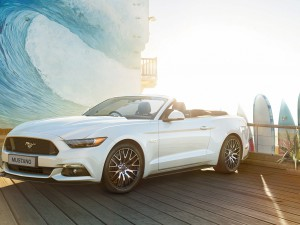 Mustang on Tour