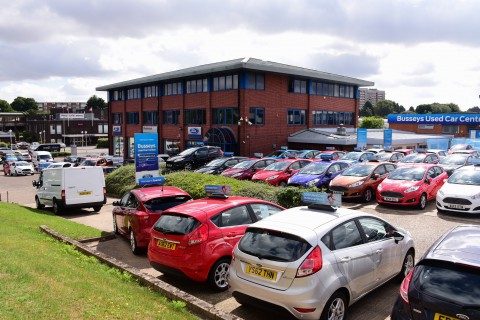 Our Whiffler Road Showroom - copyright Archant
