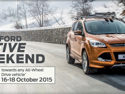 Ford Active Weekend