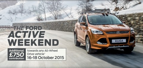 The Ford Active Weekend