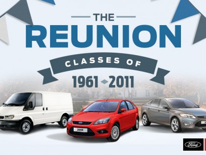 Ford Winter Reunion