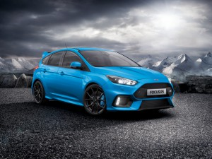 Ford Focus RS – Rebirth of an Icon