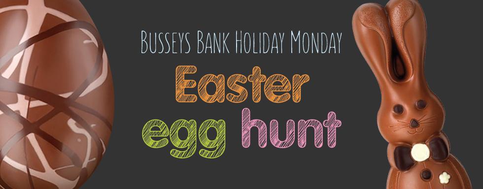 Busseys Easter Egg Hunt