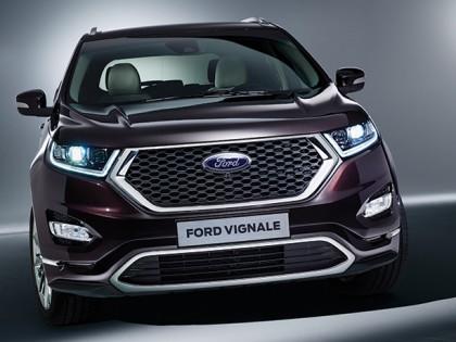 New Ford Vignale Range Hits Geneva Motor Show