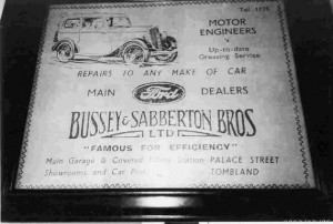 Early sign for Bussey & Sabberton Bros