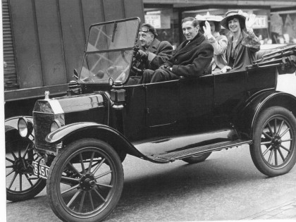Busseys Back Then: The Roaring 1920s