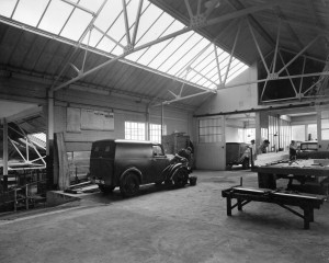 Palace Road workshops