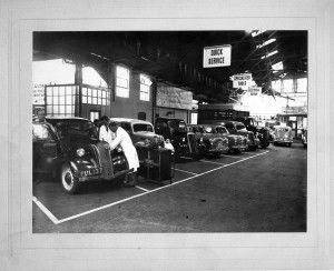 1930's Palace Street workshop