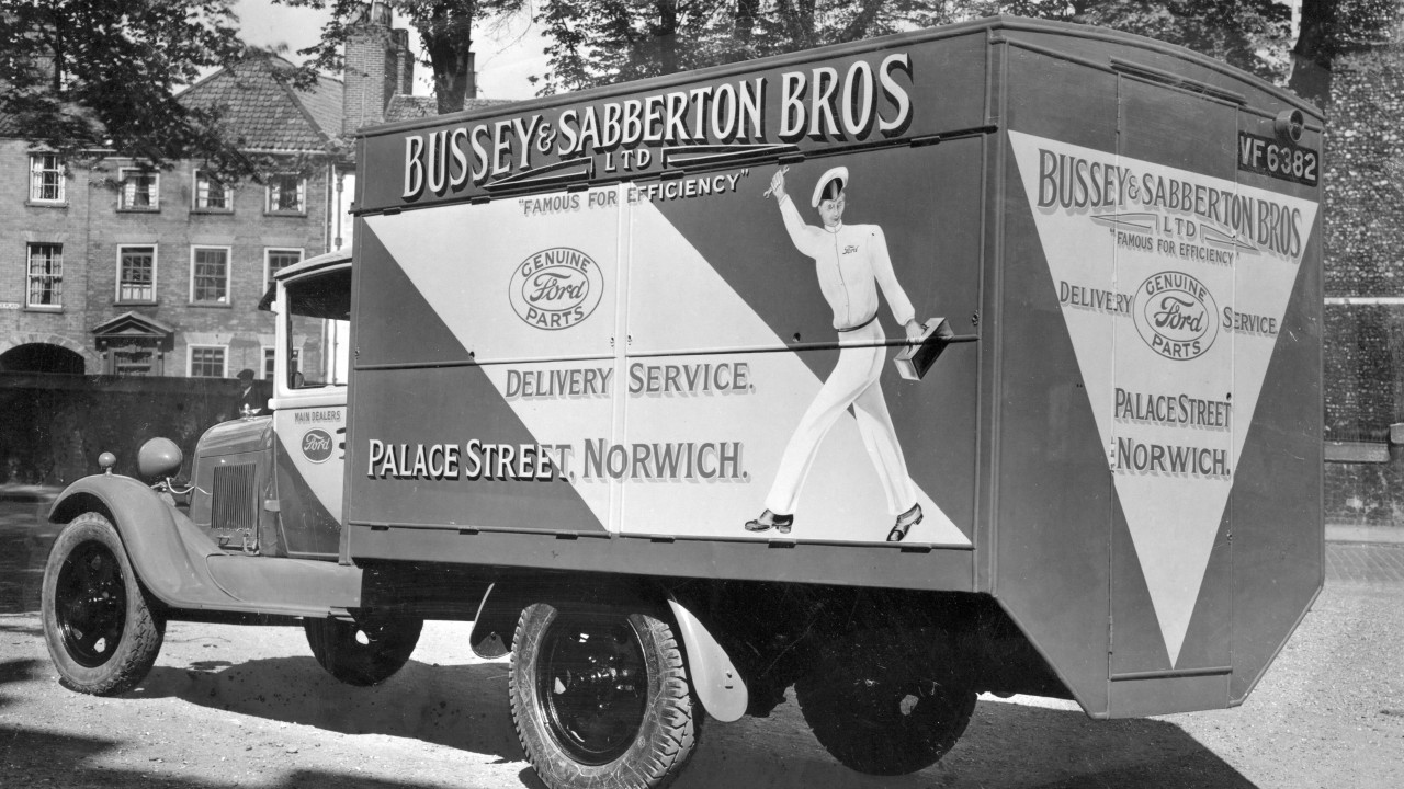 early busseys parts delivery service