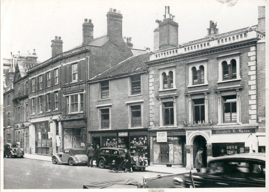 Shops in Norwich