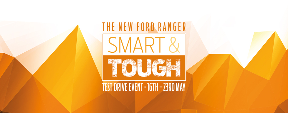 Ford Ranger Test Drive Event 2016