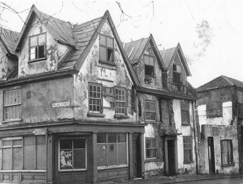 palace street 1960s