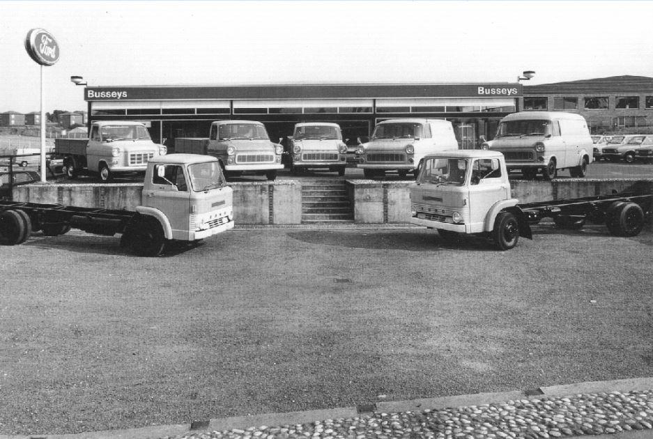 busseys whiffler 1960s