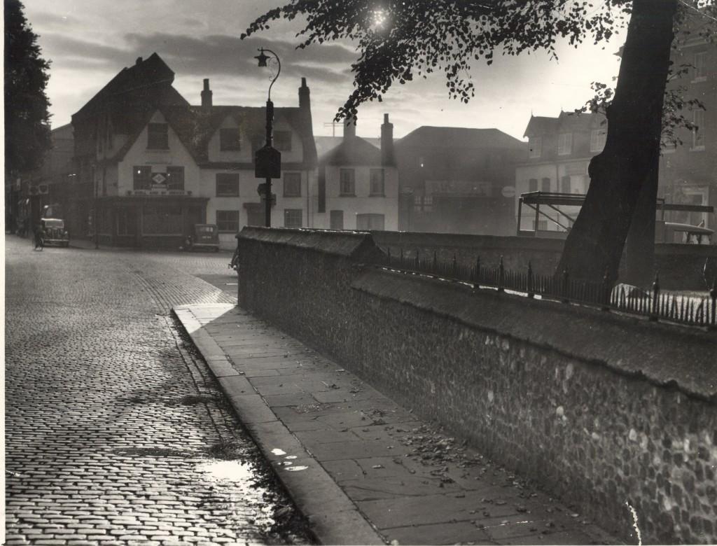 Old Norwich Street