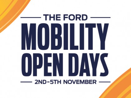 Ford Mobility Open Days