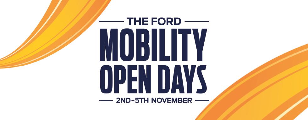 Motability Open Days 2016