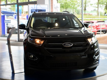 The all new Ford Edge is here!