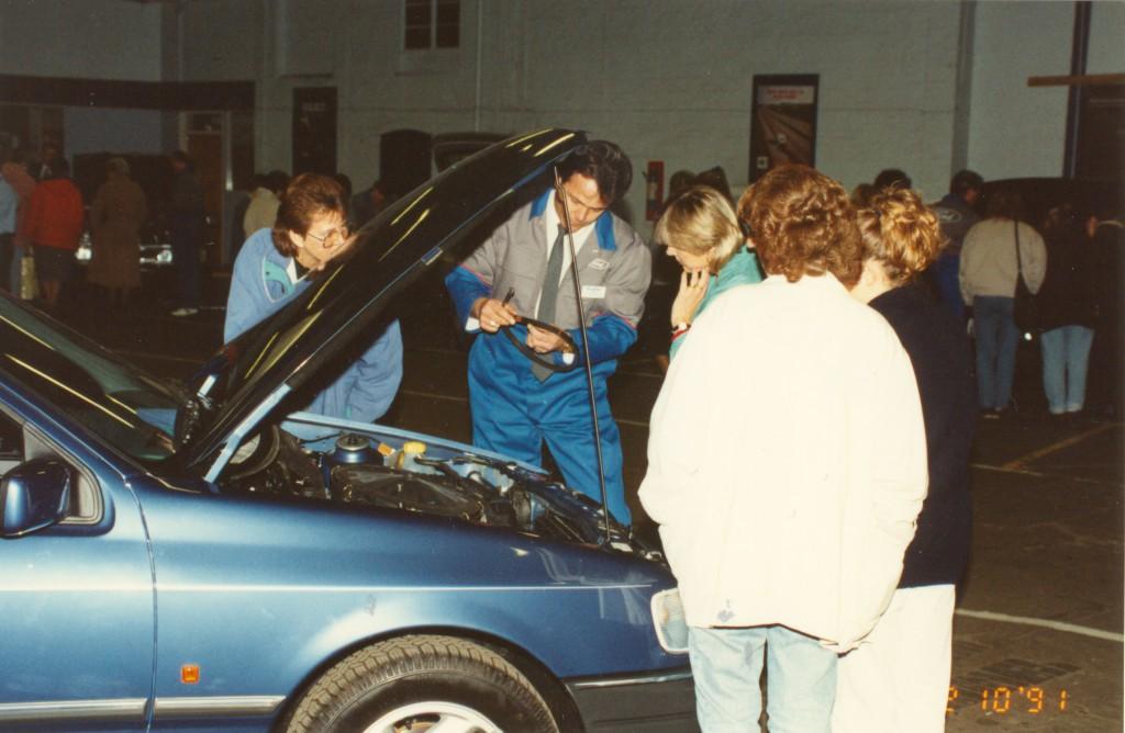 busseys 1980s