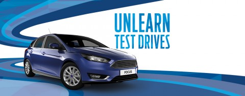 Unlearn Test Drives