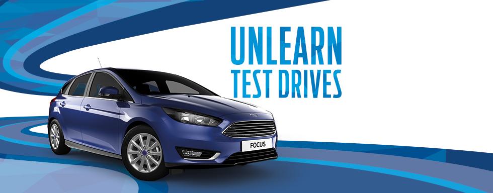 Unlearn Test Drives