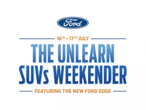 THE UNLEARN SUV WEEKENDER