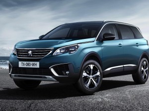 The Peugeot 5008 SUV. A new way of thinking.