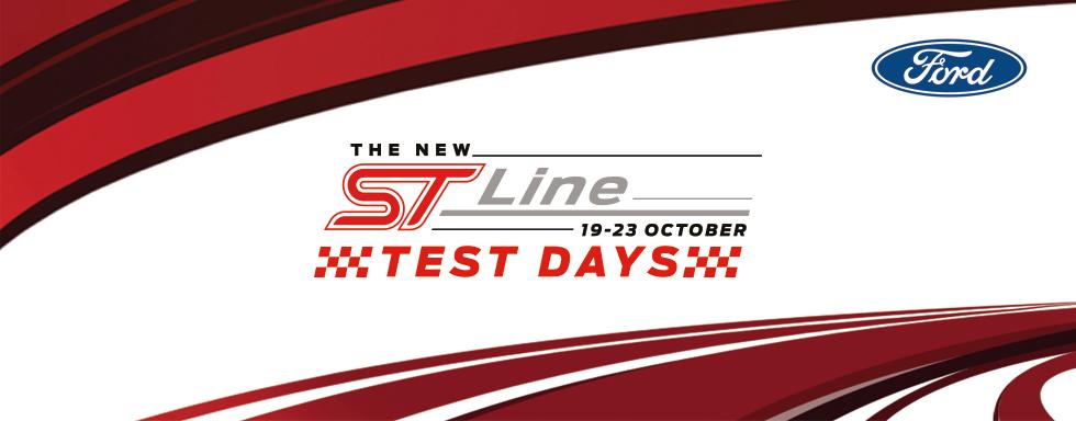 ST-Line Test Days