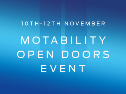 Ford Motability Open Doors Event