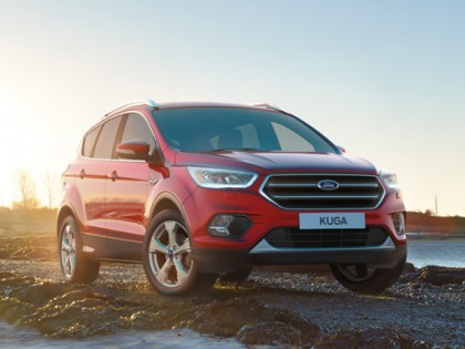 New Ford Kuga – designed to inspire