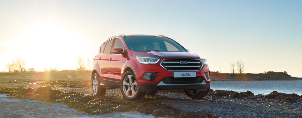 2016 New Ford Kuga