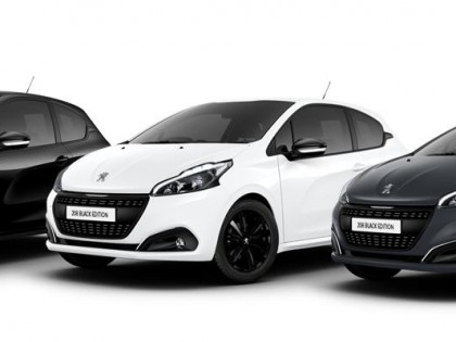 Introducing the Peugeot 208 Black Edition