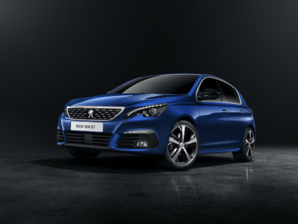 The New Peugeot 308