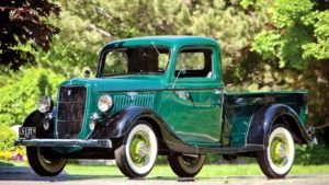Model 50 Pick-Up