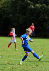 Our Sponsorship With Easton St Peters Youth Football Club