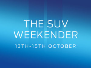 The Ford SUV Weekender