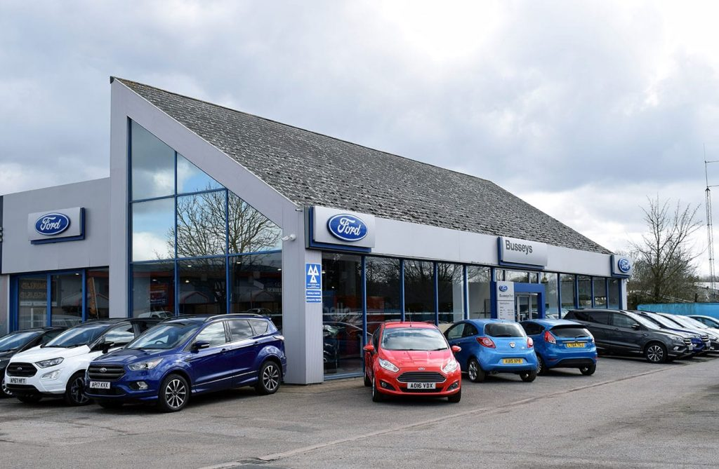 Busseys Dereham Ford