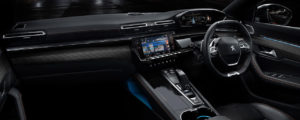 All-New Peugeot 508 Interior