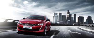 All-New Peugeot 508 exterior