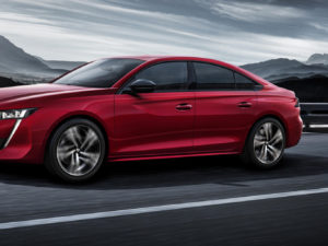 The All-New Peugeot 508
