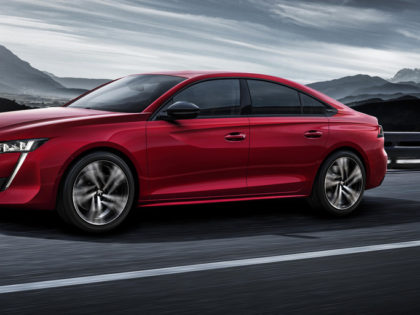 The All-New Peugeot 508 & 508 SW