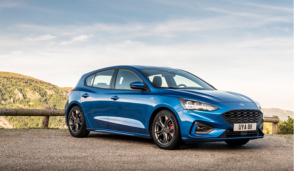 All-New Ford Focus Exterior