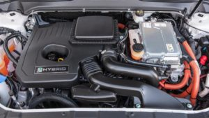 Mondeo Hybrid Engine